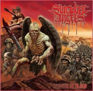 """SUICIDAL ANGELS """"Division Of Blood"""" [CD/DVD]"""