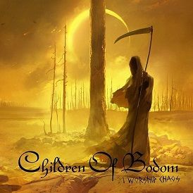 "CHILDREN OF BODOM ""I Worship Chaos"" 2015"